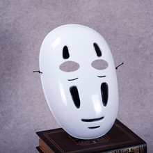 Halloween Cosplay Costumes Anime No-Face Japanese Carnival-Disguisment Black Ghost Purple