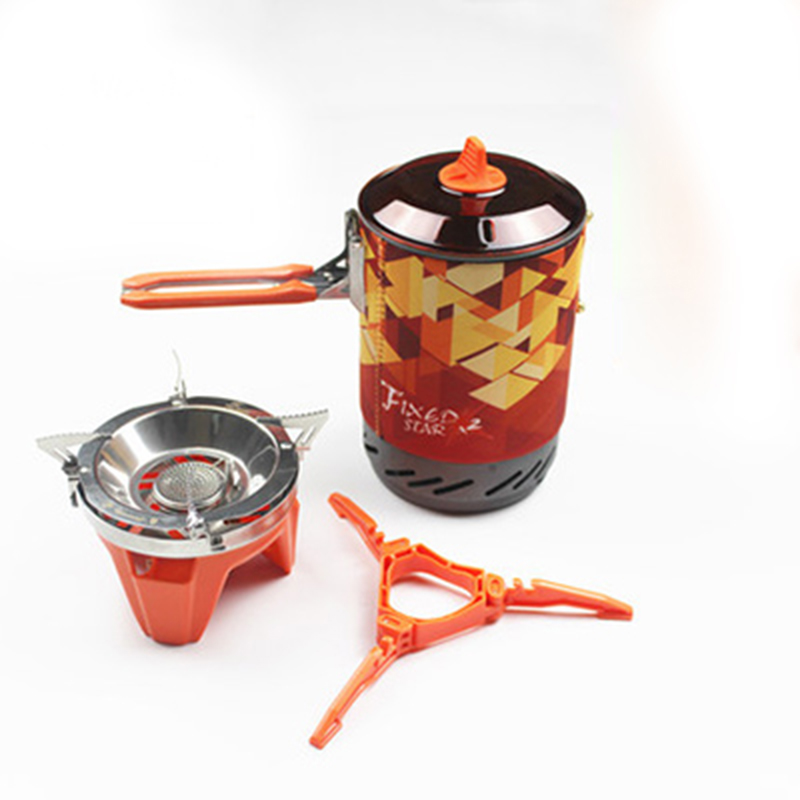 Fire Maple FMS X2 One Piece Camping Stove Heat Exchanger