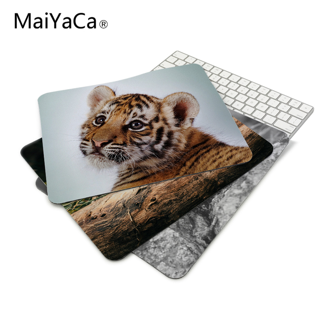 Cute tiger cub mouse pads computer gaming mouse mat 180mmx220mmx2mm cute tiger cub mouse pads computer gaming mouse mat 180mmx220mmx2mm computer anti skid table mat thecheapjerseys Image collections