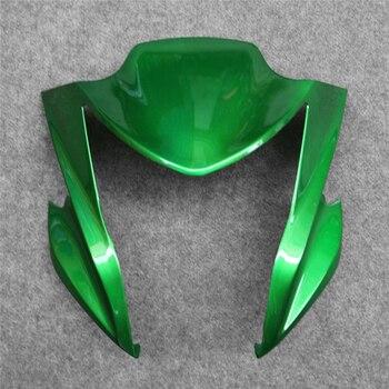 Front Headlight Upper Fairing Cowl Nose Fit For Kawasaki ER6N 2012-2016 ER-6N 13 14 15