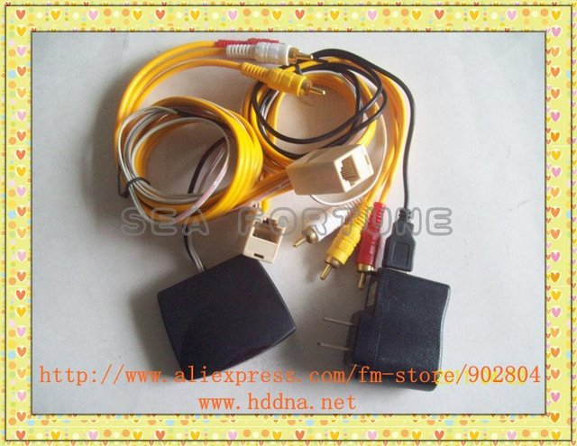 Digital TV Set top box Shareing Splitter, several receiver to sharing same channels , Free Shipping