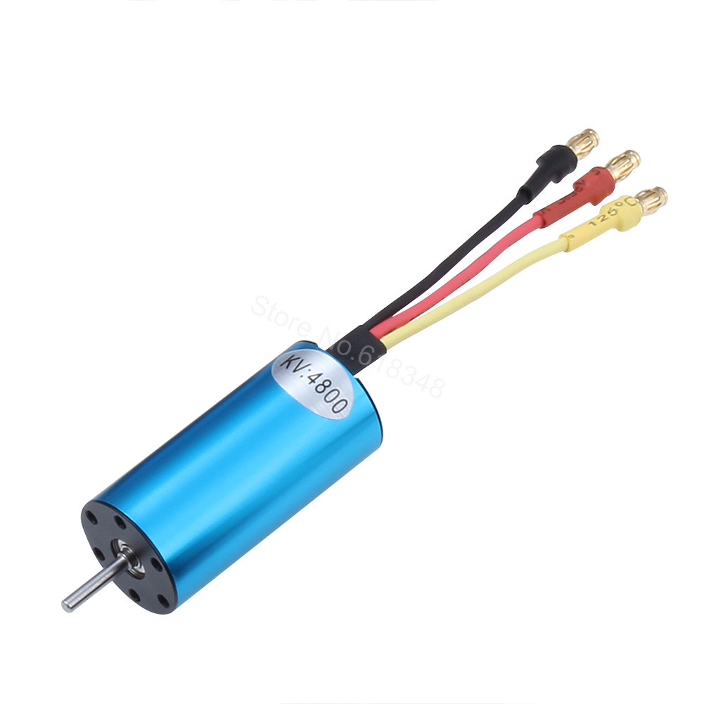 Replacement of 390 Motor Brushless Motor 4800KV For 1/18 WLtoys A959 A949 A959 A969 A979 RC Car Buggy HSP wltoys a959 b 13 540 motor 1 18 a959 b a969 b a979 b rc car part