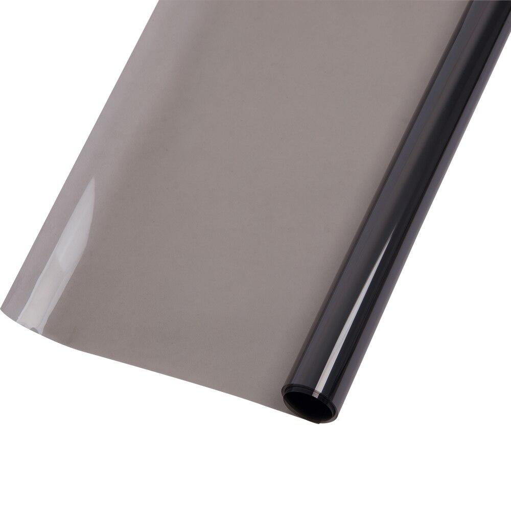 50% VLT 99% IR 99% UV voiture ombre de soleil Nano céramique fenêtre teinte Film 2PLY voiture côté fenêtre teinte maison maison Protection solaire vinyle - 2