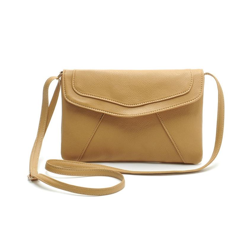 Винтаж кожа Сумки Лидер продаж Для женщин свадебные клатчи женские вечерние кошелек известный дизайнер Crossbody Курьерские сумки
