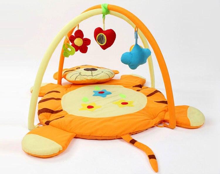 Tapis de jeu nouveau-né pour bébé tapis de jeu pour bébé tapis rampant tapis Tapete Para bébé parc lit bébé développement tapis éducatif
