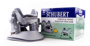 Image 5 - Fourth Generation genuine Schubert Cervical traction device household cervical traction device neck Head massager free shipping