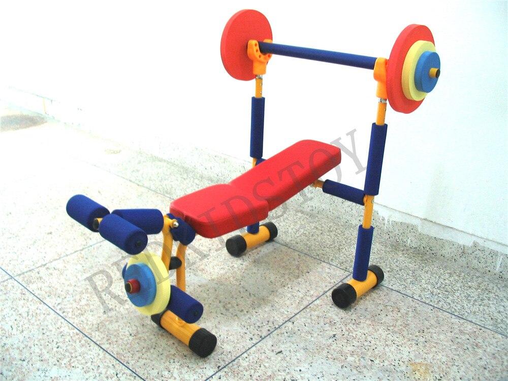 Haute qualité enfants Fitness équipement Gym Lifer pour enfants 14082-3