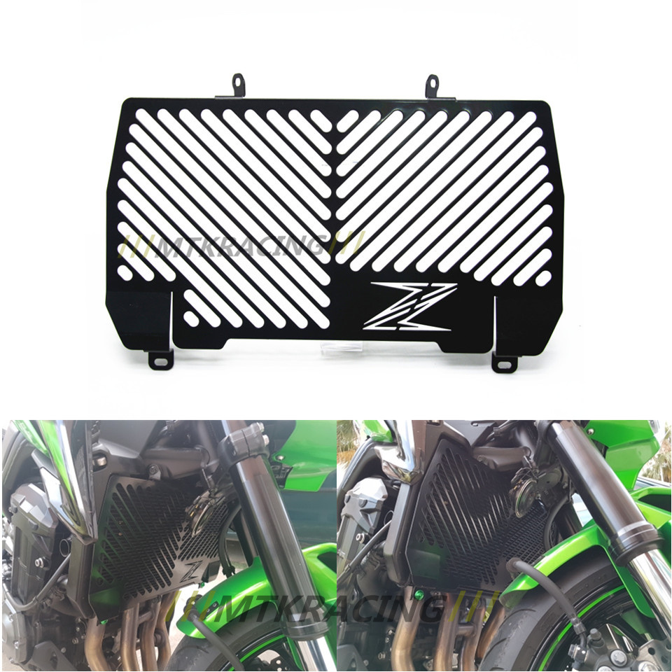 Free delivery For Kawasaki Z900 Z 900 z900 2017 Motorcycle radiator grille guard protection Water tank guard yuvraj singh negi biopolymers for targeted drug delivery systems