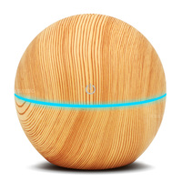 Electric Aroma Essential Oil Diffuser 300ml USB Mini Ultrasonic Air Humidifier Aromatherapy Mist Maker For Home
