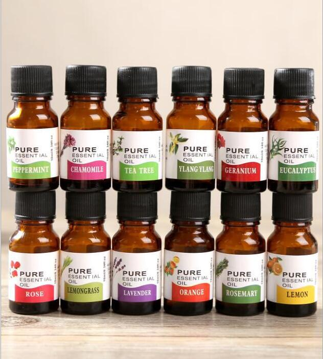 10ml 100% Pure & Natural plant EssentialAromatherapy EssentialFlower Humidifier Of Plant Essence Of Water Soluble