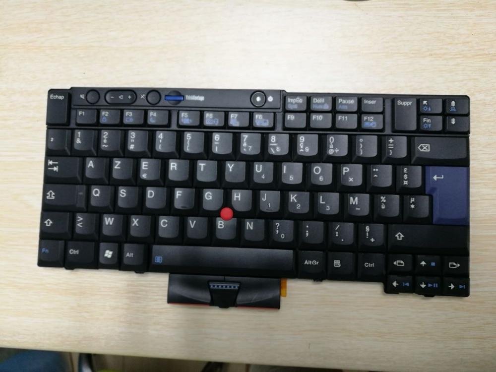New notebooLaptop keyboard for IBM Lenovo ThinkPad T410 T410i T410s T410si T510 W510 W520 X220 X220i   french/fr layout new laptop keyboard for lenovo thinkpad t410 t420 x220 t510 t510i t520 t520i w510 w520 series laptop keyboard us layout