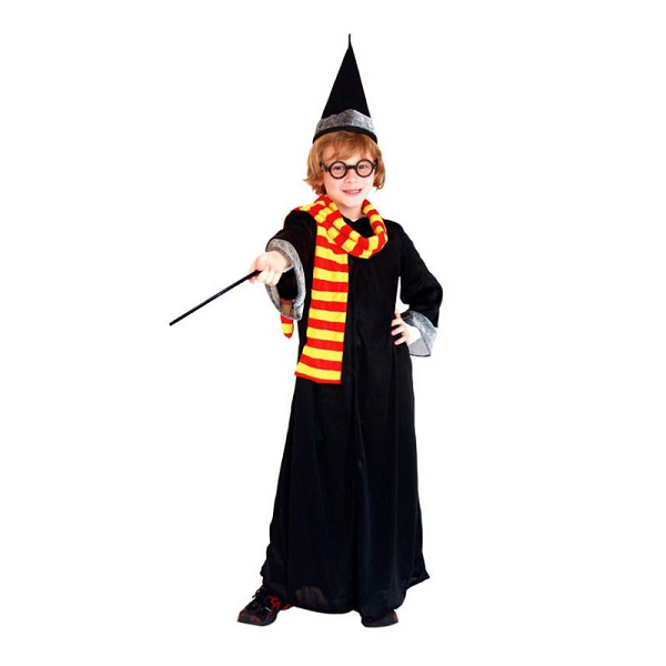 Wizards Robe 5 pc