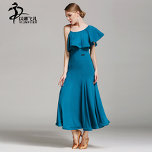 NEW Latin Ballroom Dance Dress Salsa Modern Waltz Tango Dress