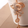 2016 Newest Arrival Fashion Necklaces For Women Graceful Long Chain Goat Animal Necklace Pendants Brand Luxury Jewelry