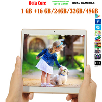 2016 iBOPAIDA 16GB/32GB/48G ANDROID 5.1 9.7inch PHONE TABLET 4G RAM DUAL SIM OCTA CORE GPS Support OFFICE WIFI micro SD TF card