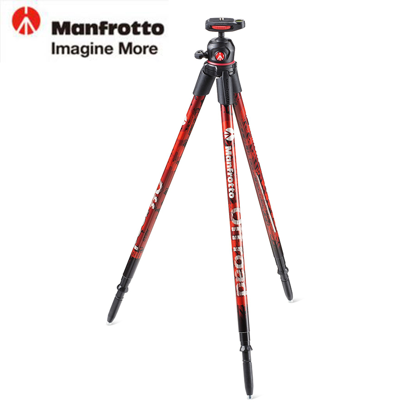 Manfrotto MKOFFROAD Series Aluminum font b Tripod b font Super Lightweight font b Tripod b font