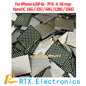 Image 3 - 256GB آيفون 6S 6S زائد 7 7Plus U1500 NAND IC فلاش قرص صلب ذاكرة IC مع إعادة برمجة الهاتف المحمول EMMC إصلاح استبدال