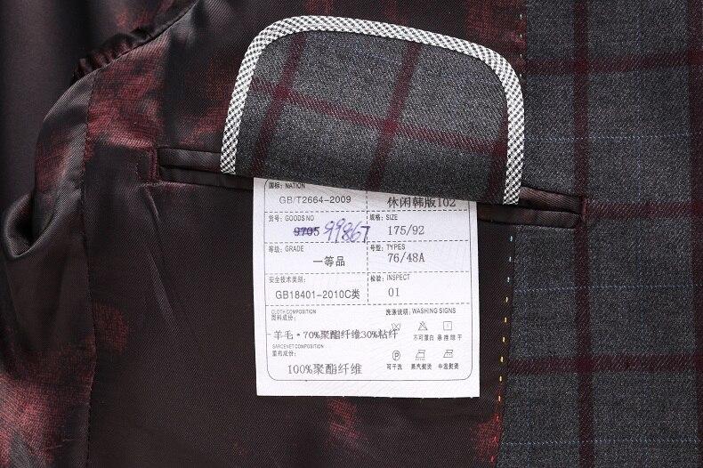 Aliexpress.com  Comprar TIAN QIONG trajes para hombre Slim Fit (chaqueta +  chaleco + Pantalones) conjunto moderno último abrigo pantalones diseños  Color ... 6d8bab56691