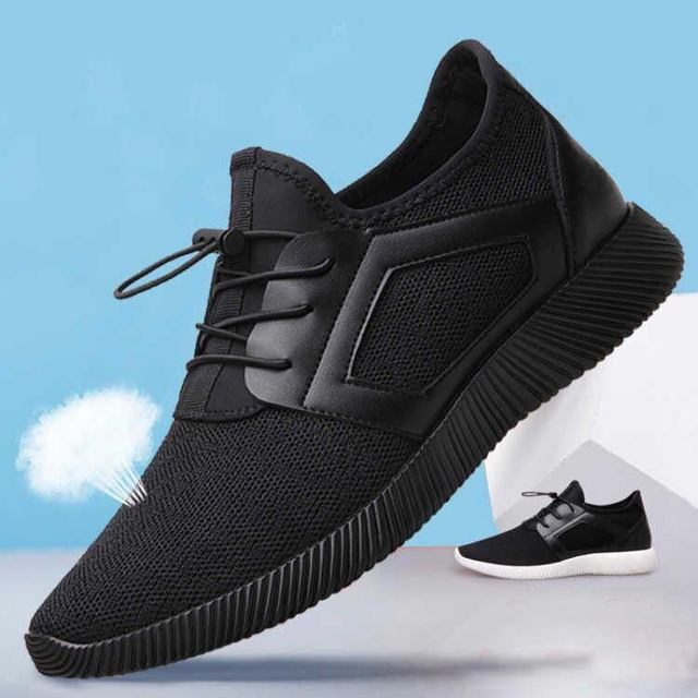 ea2664ca14c Koovan Men s Shoes Sneakers 2018 Autumn New Breathable Sneakers Casual  Shoes Boys Driving Shoes Business Wholesale
