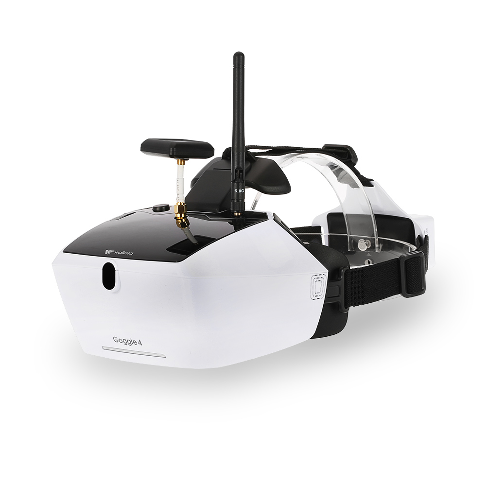 Original Goggle 4 40CH 5.8G FPV Goggles with Double Antennas for Walkera Runner 250 F210 Rodeo 150 Furious 320 RC Racing Drone клюшка для гольфа maruman prestigio super7 3 5 woods r s ems majesty prestigio super7 page 7