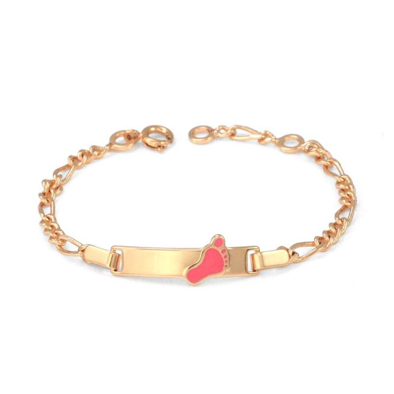 581c560e200d Detail Feedback Questions about Baby Bracelets Bebe Pulseiras Kids Jewelry  Bracelete Braccialetti Nina Pulsera Armband Braclet Gold Bangle Women  Bileklik ...