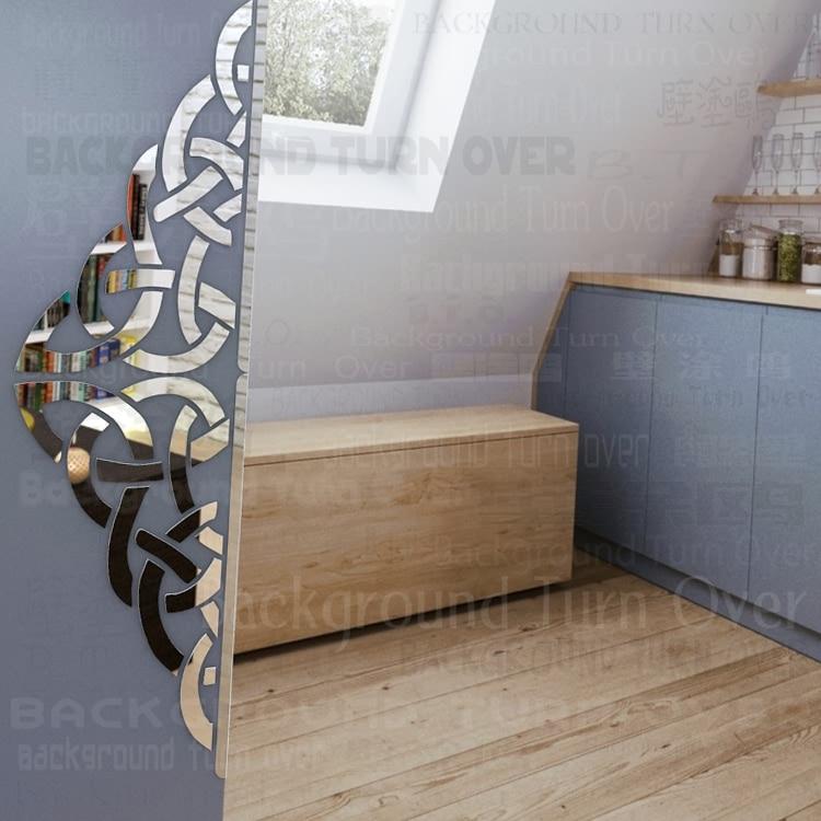 Woven Vines Pattern Edge Wall Corner Guards Decorative