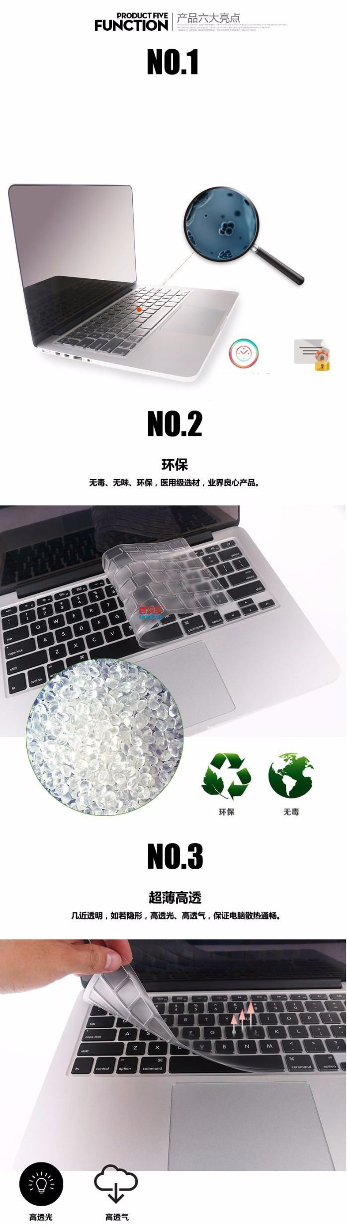 US $6 5 |Laptop Clear Tpu Keyboard Cover For Sager NP7850 (Clevo N850HP6  N850EP6) NP6853(N850EK1) NP5856 (N850EJ1) NP4850 (N850EL) N850HJ-in  Keyboard