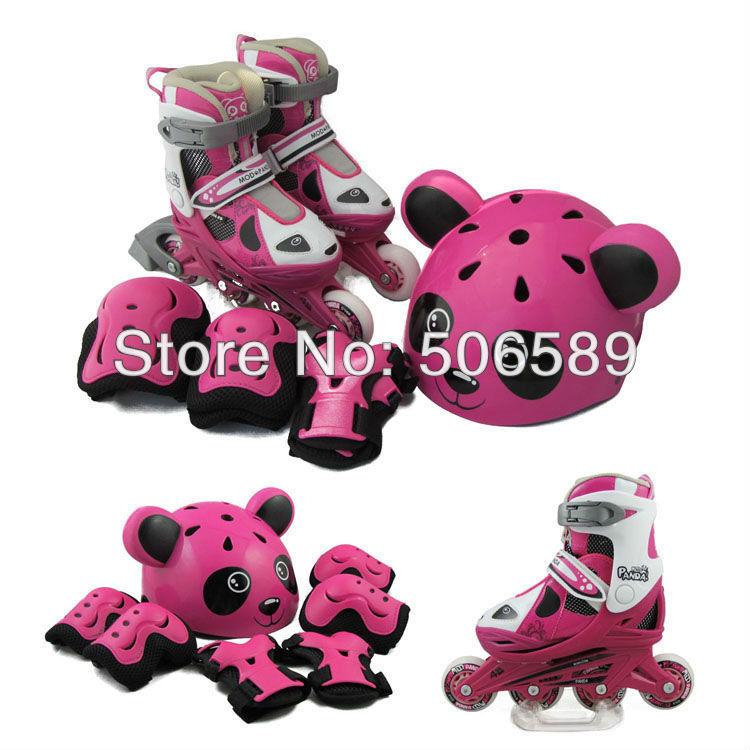 Free Shipping Children's Roller Skates Panda MOD