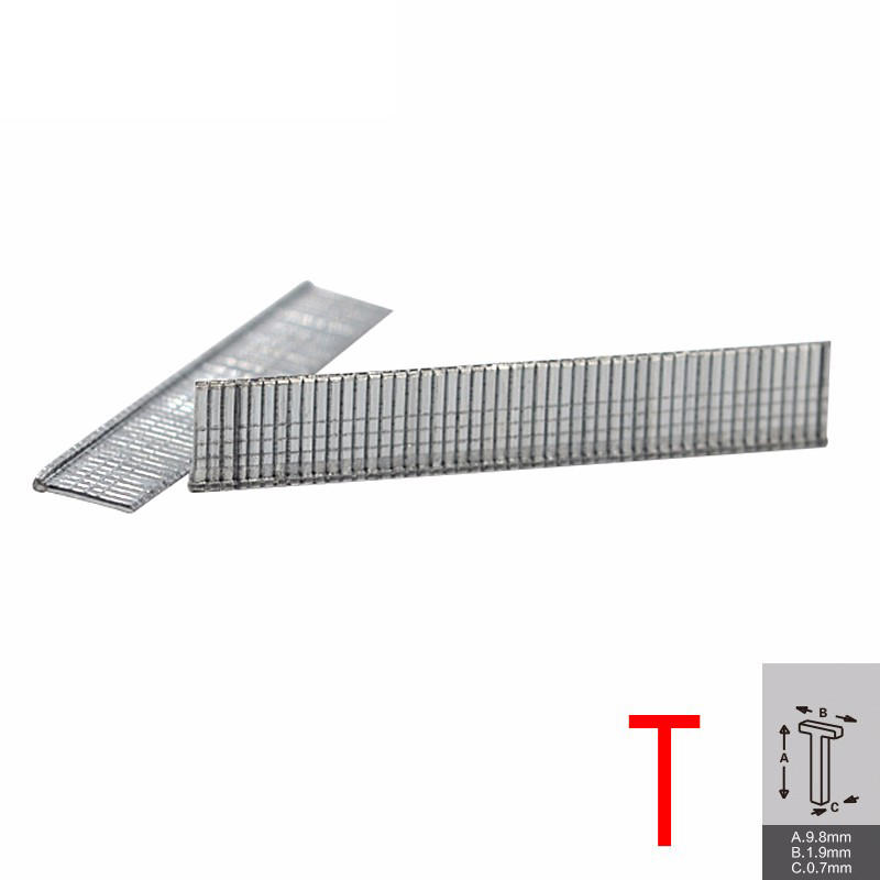 T shape/U shape/ Door Shape nails Riveter Guns for nail gun manual Straight nail gun staples nailer stapler