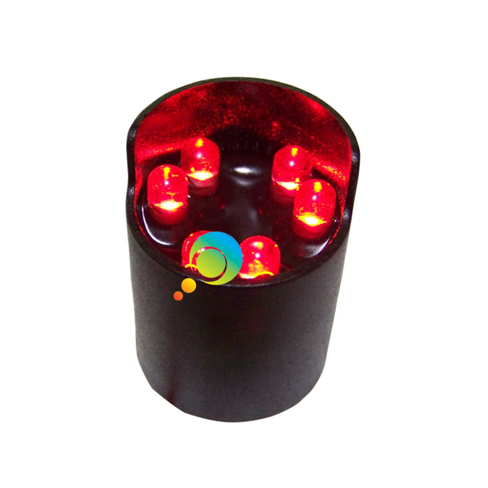 Factory Price Best Quality 26mm Red Color LED Pixel Cluster Traffic Light For Arrow Boards
