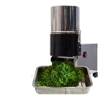 В 220 В автоматический Электрический коммерческих еда разделочная машина овощей нож для измельчения легко управление Высокое качество Евро