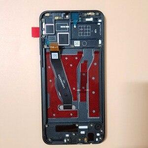 """Image 3 - חדש מקורי 6.5 """"עבור Huawei Honor 8X LCD תצוגת מסך מגע Digitizer עצרת עם מסגרת LCD + כלים"""