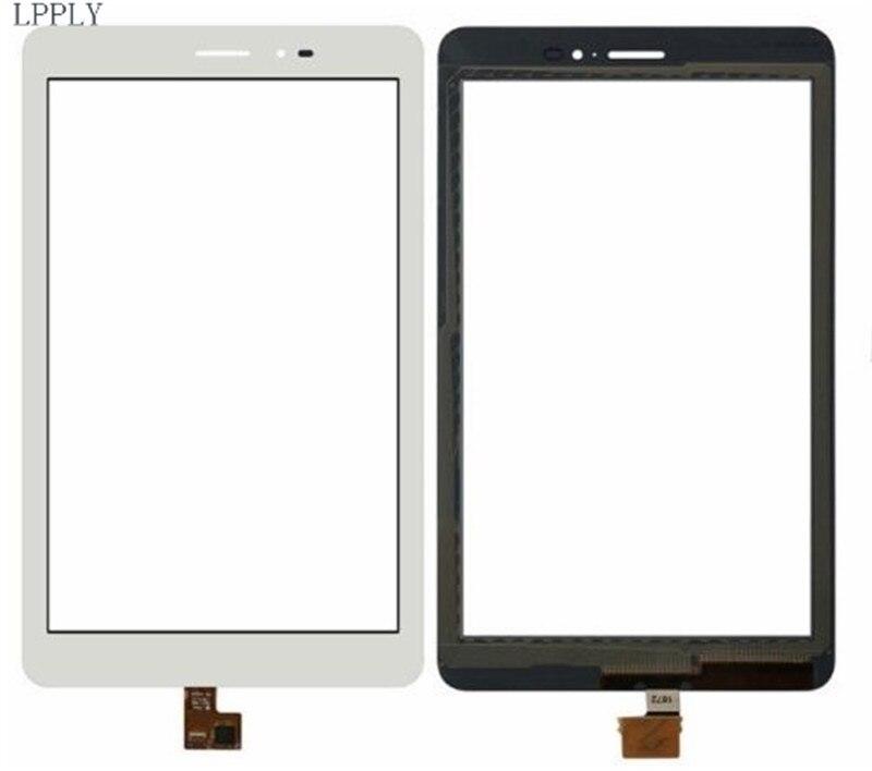 LPPLY New For Huawei MediaPad T1 8.0 Pro 4G T1-823 T1-823L T1-821 T1-821L T1-821 Touch Screen Digitizer Sensor Replacement Parts проектор sim2 lumis 20 t1 black