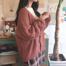 Loose Warm Cardigan