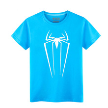 3D T-Shirt Luminous Tee Shirt Summer Tops Light Short sleeve