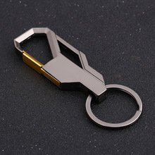 Car key ring Folding buckle Key belt chain Stainless steel material
