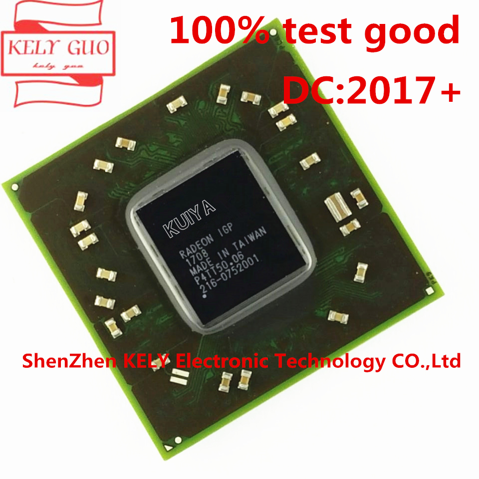 5pcs DC 2017 100 test very good RS880M 216 0752001 216 0752001 reball BGA chipset