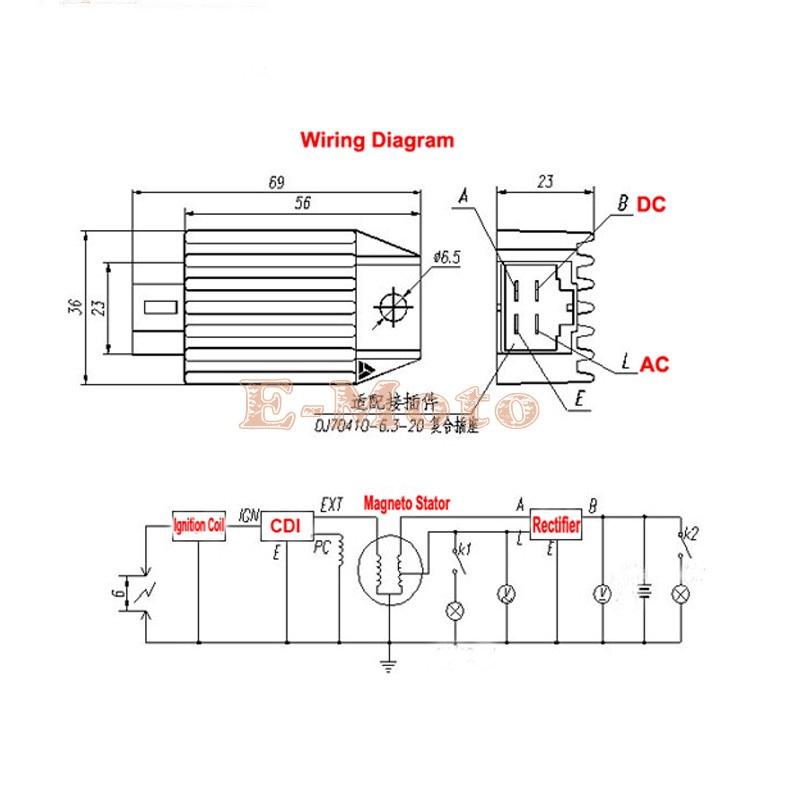 Voltage regulator rectifier wiring diagram gy6 rectifier wiring diagram dolgularcom cheapraybanclubmaster Choice Image