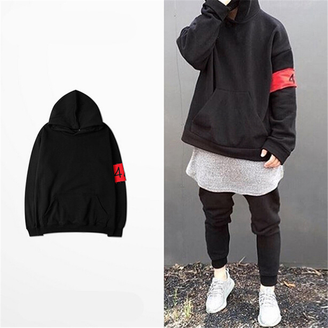 424 Hoodies For Men and Women Loose Streetwear Autumn Winter Men Hoodies and Sweatshirts Kanye West Hoodies Tracksuit