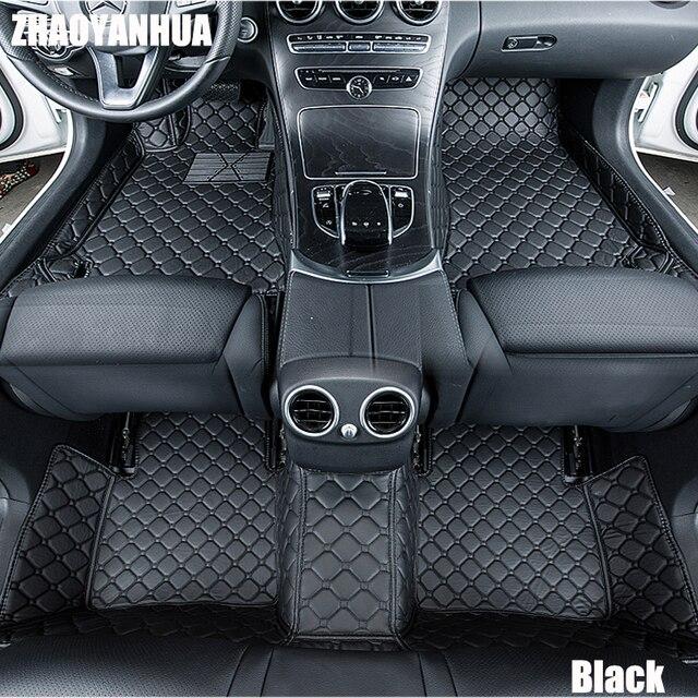 Zhaoyanhua Car Floor Mats For Bmw 6 Series E63 E64 F06 F12 F13 630i 630ci 640i 645ci 650i 636d 640d 6d Styling Carpet Liner