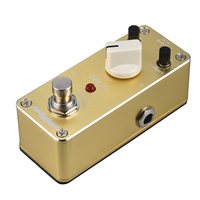 Hot Aluminum Alloy Housing True Bypass Design Aroma ADL 3 Mini Delay Electric Guitar Effect Pedal with Sticker New