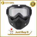For Harley Davidson motorcycle helmet goggles retro personality mask riding masks anti-fog goggles KTM bike SUV