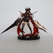 Rage of Bahamut Action Figures Forte The Devoted PVC 280mm Collectible Model Toy Anime Game Rage of Bahamut Diadragoon