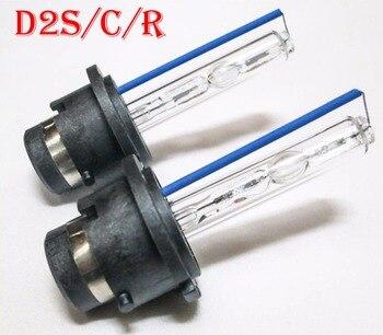 40 PAIRS 35W D2 D2S D2C D2R(Extra $1.00/pair) HID Xenon Replacement Bulbs Genuine AC Lamp Without D2 Adapter 4.3K 6K 8K 10K 12K