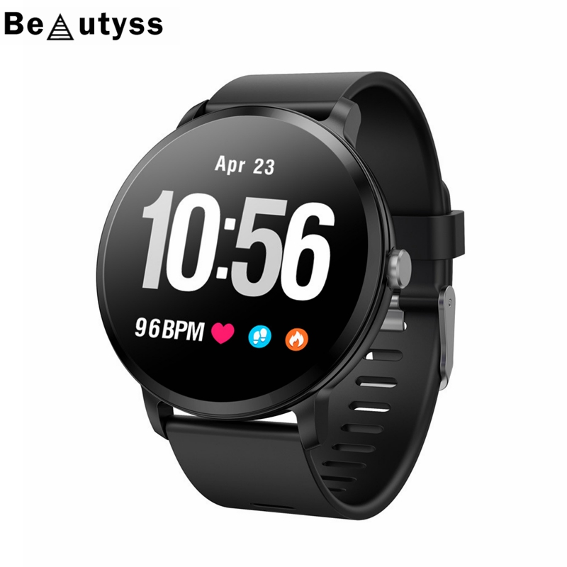 Fitness Tracker Smart-Watch Amazfit Bip Women Wristband Beautyss V11 Monitor Activity