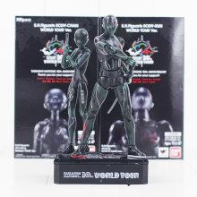 13cm SHFiguarts BODY KUN BODY CHAN World Tour Tamashii PVC Action Figure Collectible Model Toy(China)