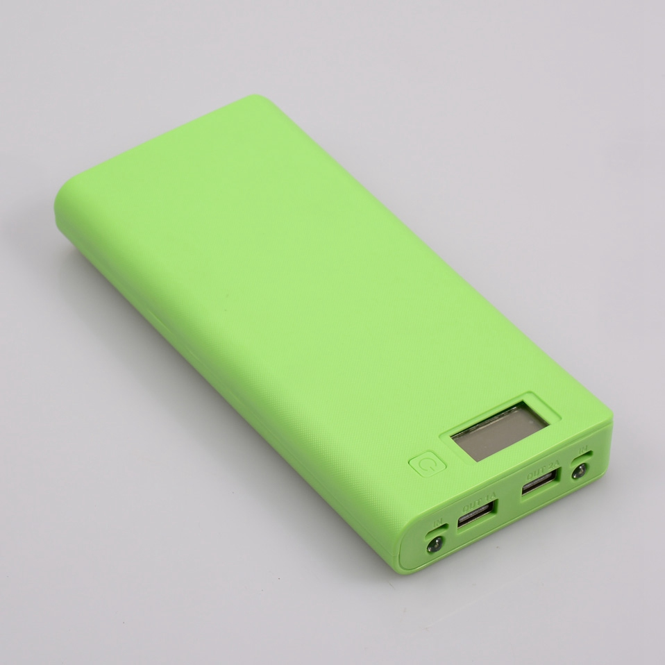 WHAY 5V USB 818650 No Battery Power Bank Shell Case Mobile Phone Charger Box DIY Poverbank For iPhone Xiaomi Pover(No Battery) (10)