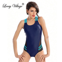 d986db4be264 ... Swimsuit Sport Swimsuit Women Swimwear Bodysuit Elastic Female Monokini  Professional Bathing. Slimming mujeres sexy una pieza traje de baño  bañadores ...