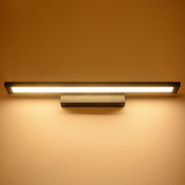 woodpow led wall lamp minimalism mirror front light bathroom wall
