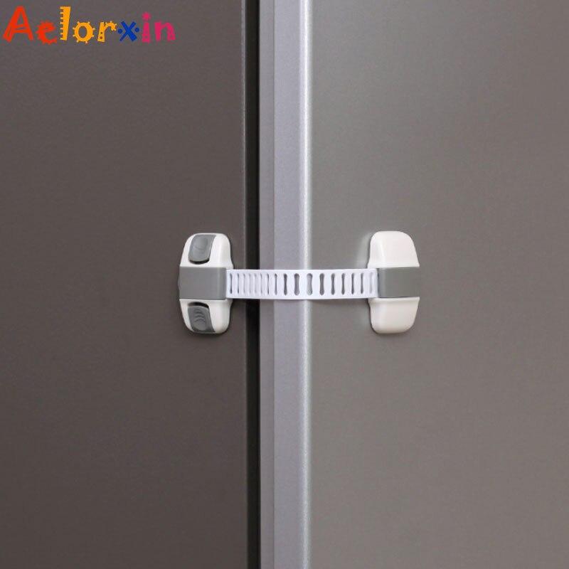 Child Protection Drawer/Fridge/Cabinet/Toilet Lock Protection Of Children Castle Child Lock Baby Children's BabySafety Security